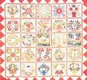 Hannah Footes Pictorial Album Quilt
