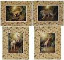 T. C. Chiu Animal Prints: set of 4