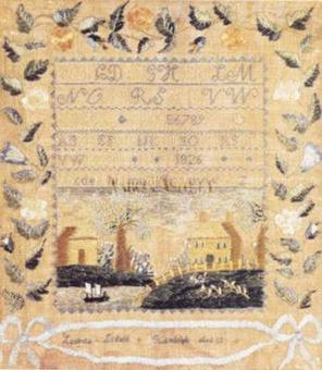 Lucinda Linfield Sampler