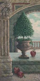 Apples and Topiary