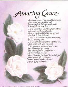 Amazing Grace with Magnolia