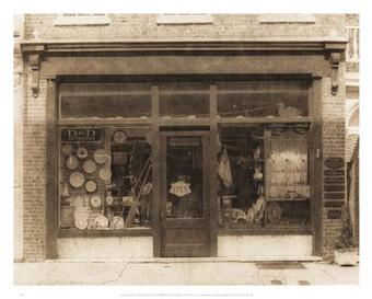 Antique Storefront I