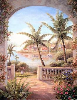Tropical Terrace II