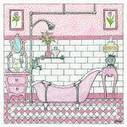 Fancy Tub/pink